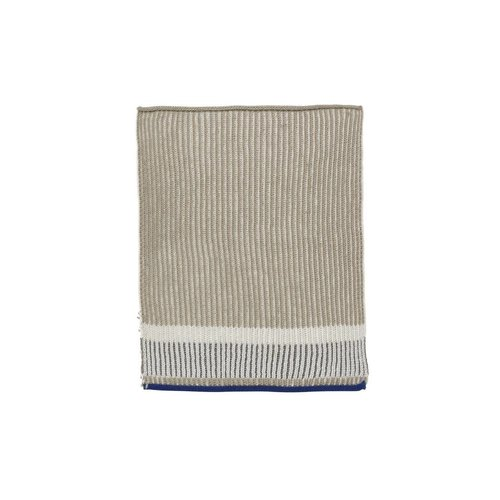 ferm LIVING Akin Knitted Kitchen Towel - Beige