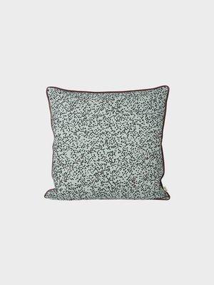 ferm LIVING Ferm Living Dottery Mint Cushion