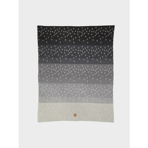 ferm LIVING Gradi Blanket - Grey