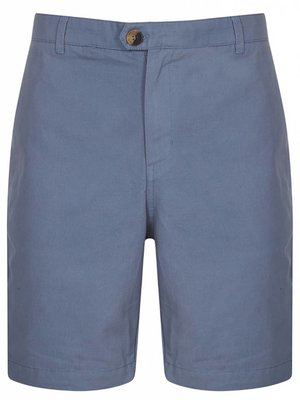 HYMN London 'HEDLEY' CHINO SHORTS - Blue
