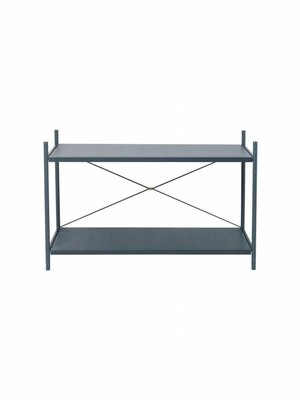 ferm LIVING Punctual Shelving  Various Sizes - Dark Blue
