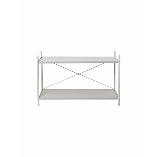 ferm LIVING Punctual Shelving - Various Sizes  - Grey