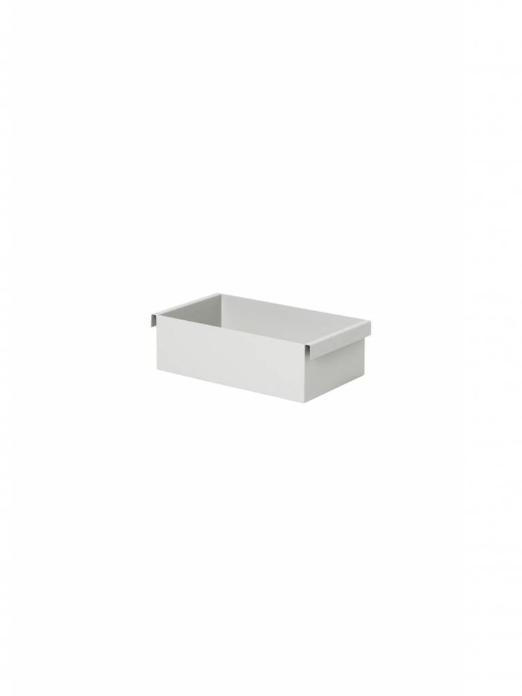 ferm LIVING ferm LIVING Plant Box Container - Grey