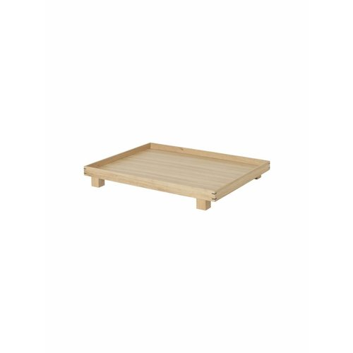 ferm LIVING Bon Wooden Tray Large - Oak