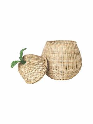 ferm LIVING ferm LIVING Pear Braided Storage Basket