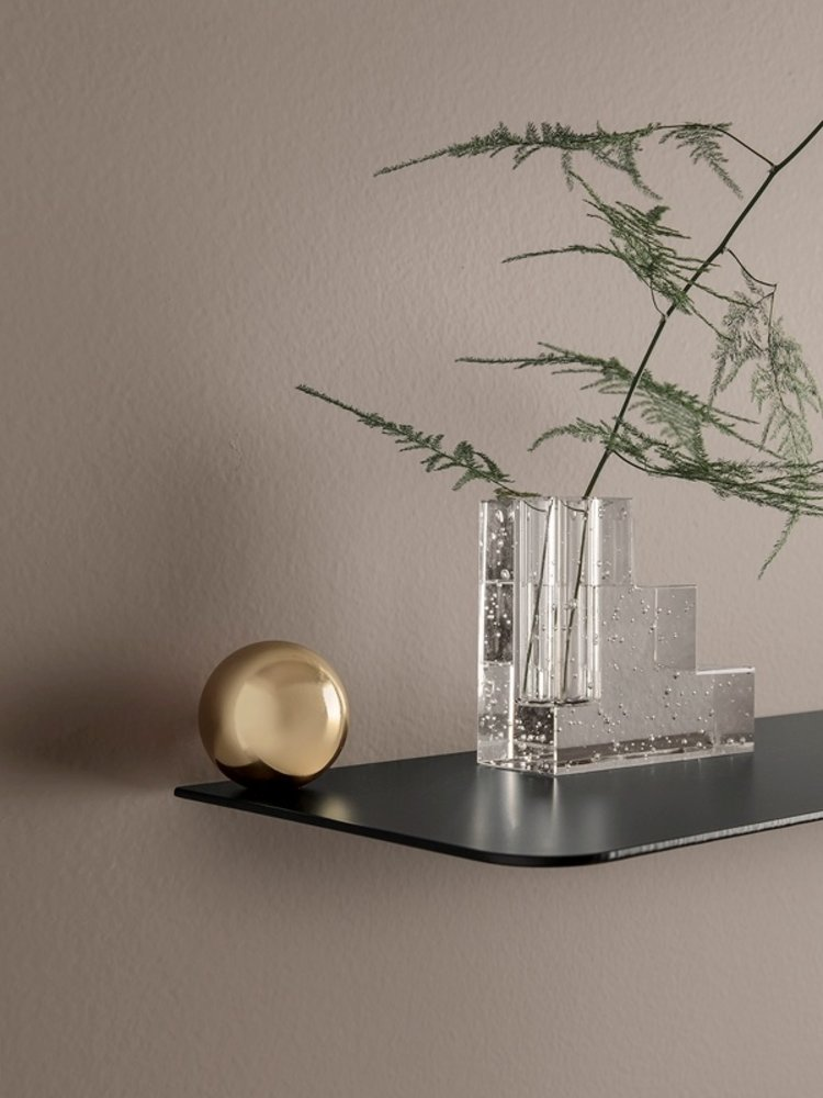 ferm LIVING ferm LIVING Flying Shelf - Sphere - Brass
