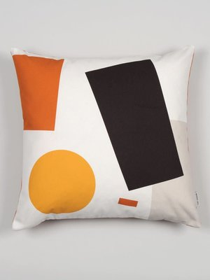 Tom Pigeon Cushion 004 - Tan