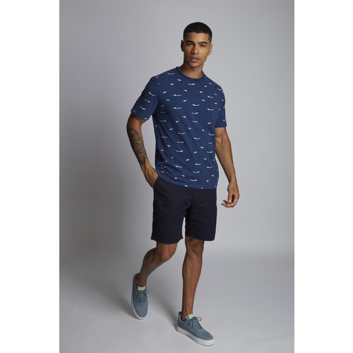 HYMN London All Over Print SWIMMERS T-Shirt