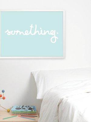 Tom Pigeon Tom Pigeon 'Something' Print - 700x500