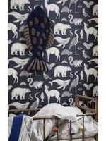 ferm LIVING Katie Scott Animals Wallpaper