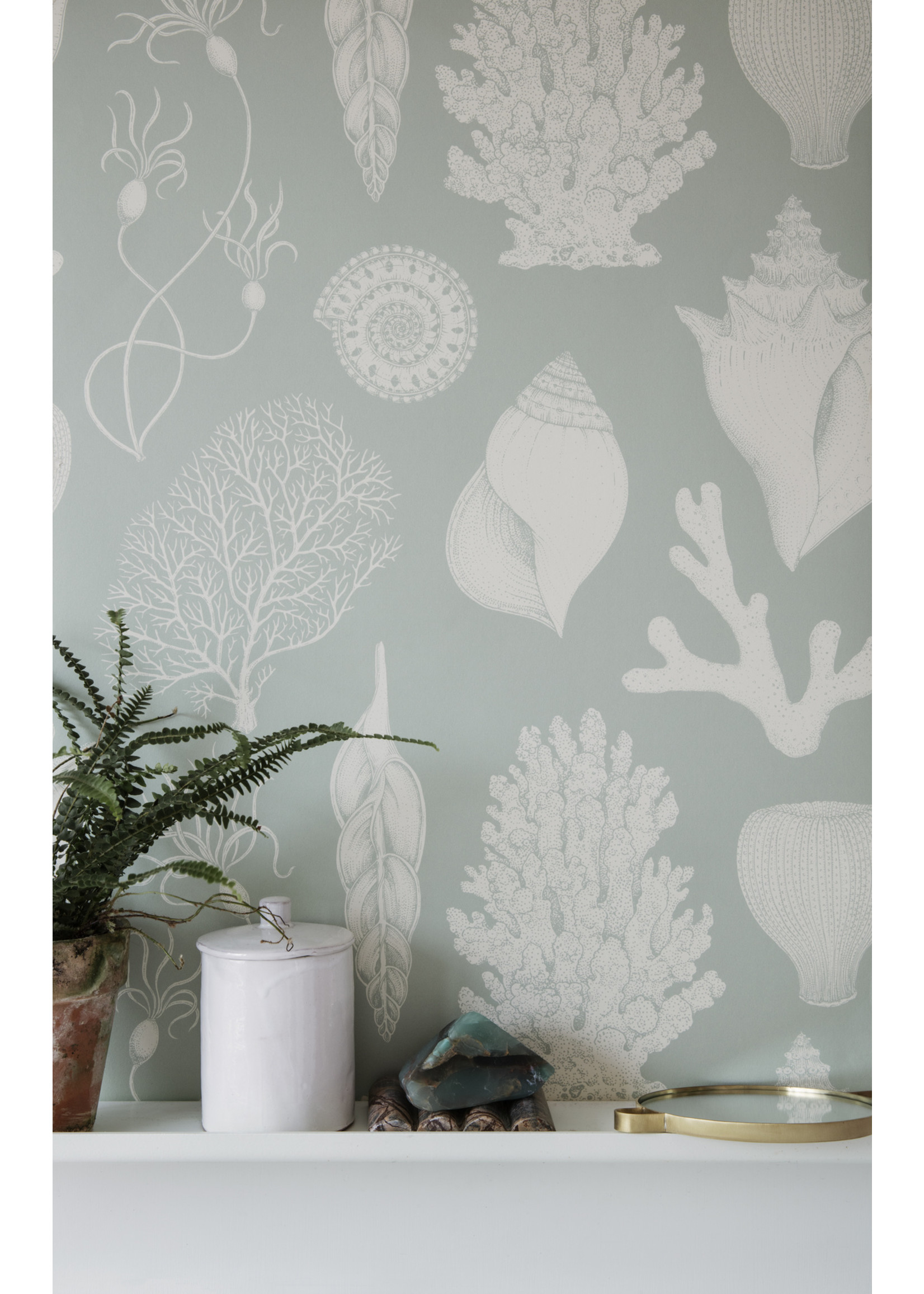 ferm LIVING ferm LIVING Katie Scott Shells Wallpaper