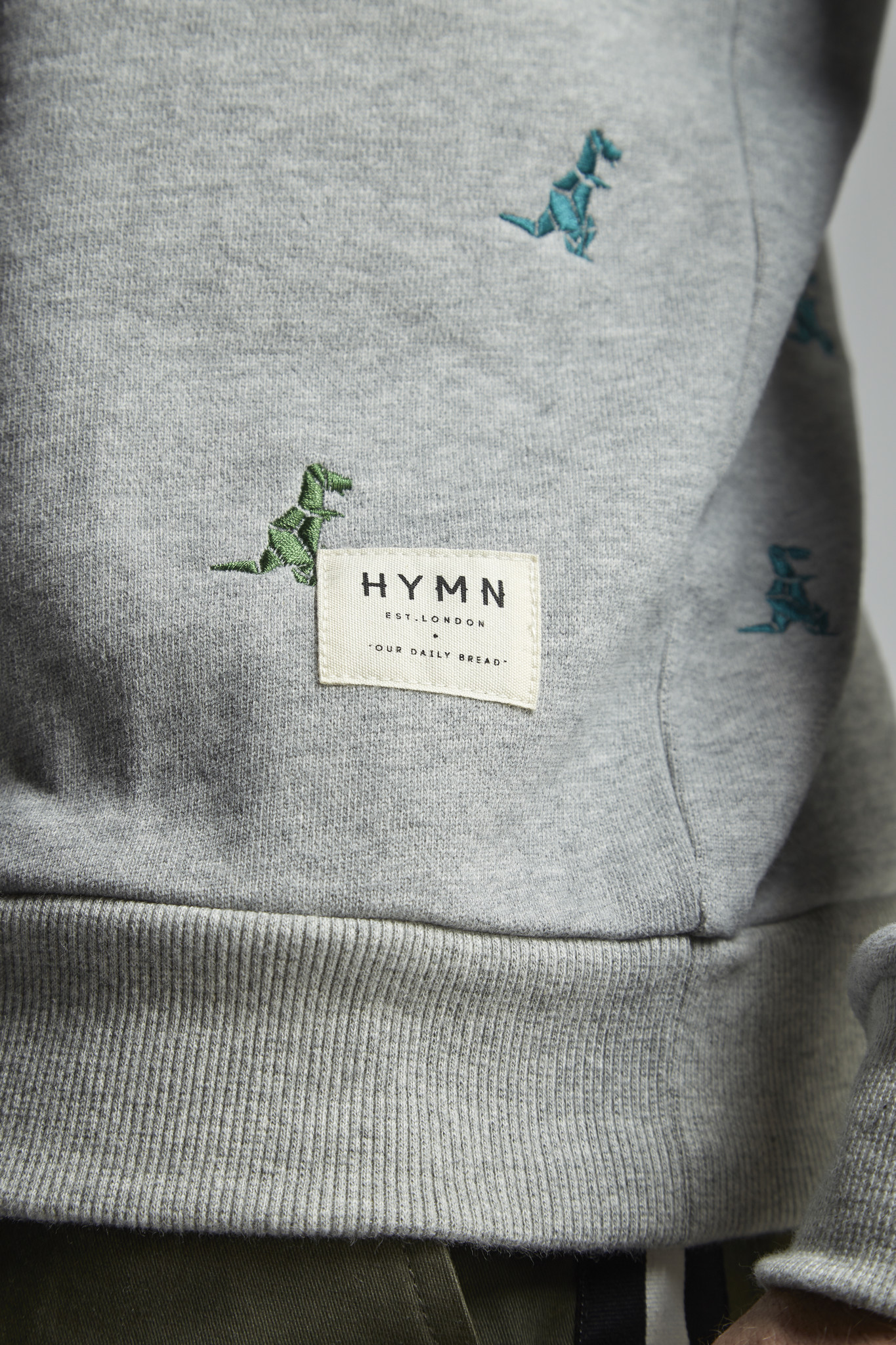 The NEW Hymn London Menswear Collection (SS19)