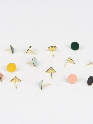 Tom Pigeon Mix and Match Earrings