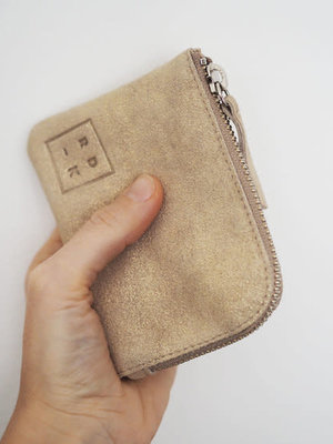 Rosie Drake Knight The 'Penny' Purse - Gold