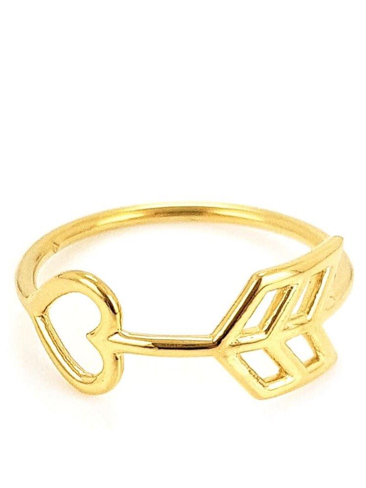 Laura Gravestock Laura Gravestock Femme Amour Ring