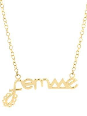Laura Gravestock Femme Necklace