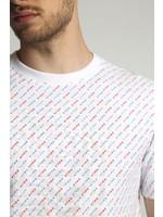 'DRAKE' All Over HYMN Print T-Shirt