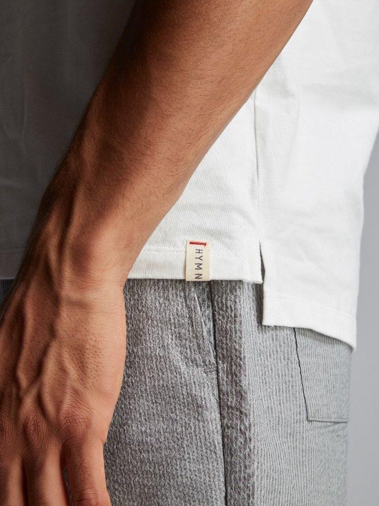 HYMN London HYMN 'RHINO' Embroidered Rhino T-Shirt