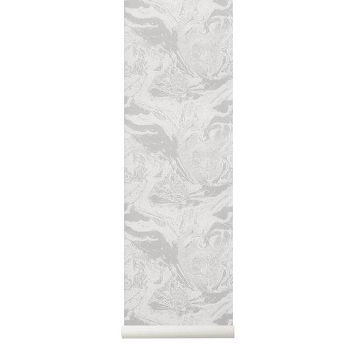 ferm LIVING Marbling Wallpaper