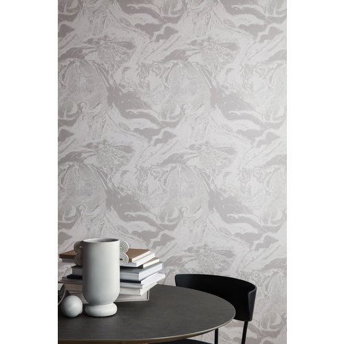 ferm LIVING Marbling Wallpaper