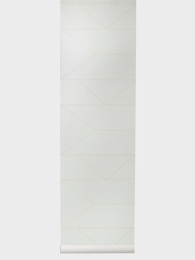 ferm LIVING ferm LIVING Lines Wallpaper