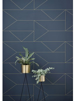 ferm LIVING Lines Wallpaper