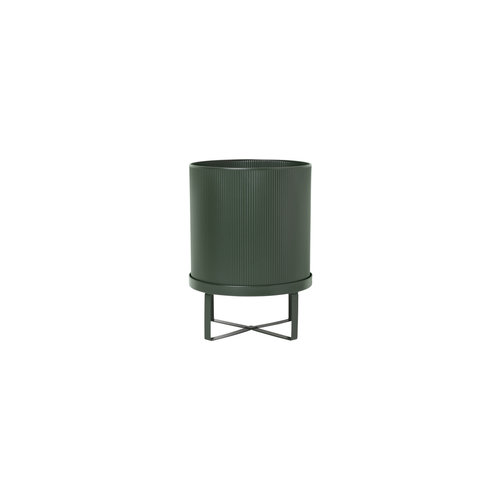 ferm LIVING Bau Plant Pot - Green - Large