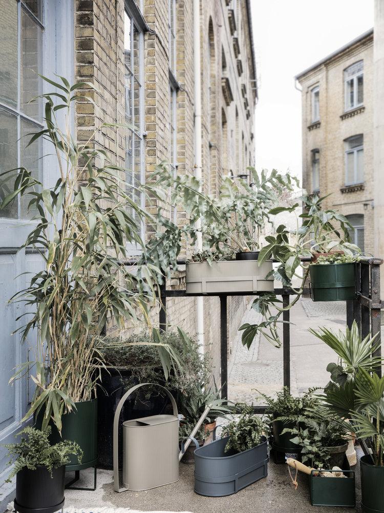 ferm LIVING ferm LIVING Bau Balcony Box - Dusty Rose