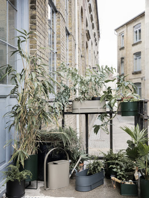 ferm LIVING ferm LIVING Bau Balcony Box - Dark Green