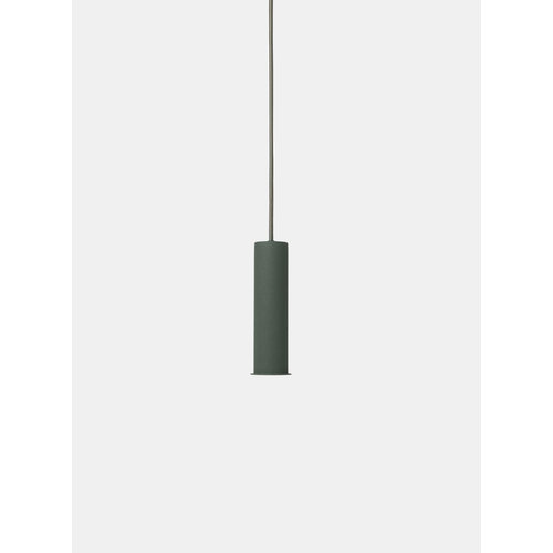 ferm LIVING Socket Pendant High - Dark Green