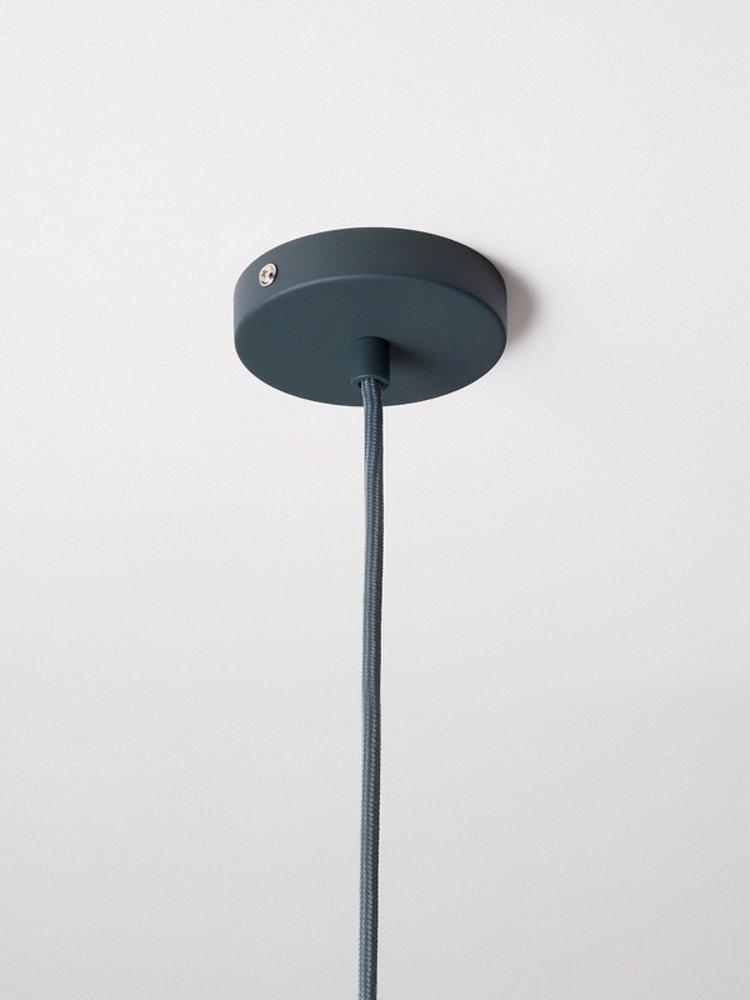 ferm LIVING ferm LIVING Lighting - Socket Pendant High - Dark Blue