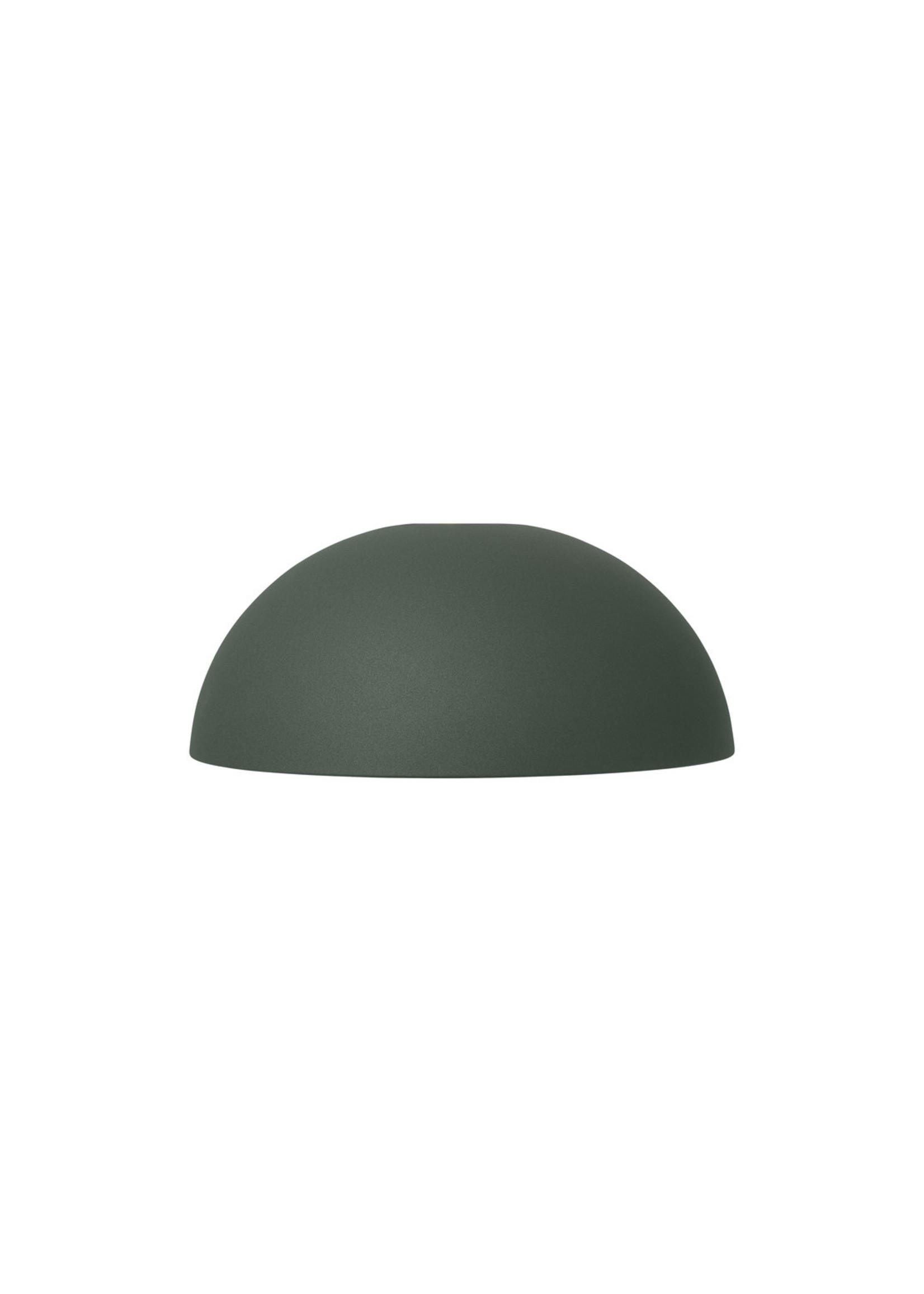 ferm LIVING ferm LIVING Lighting - Dome Shade - Dark Green