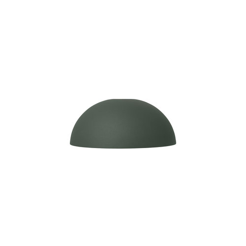 ferm LIVING Dome Shade - Dark Green