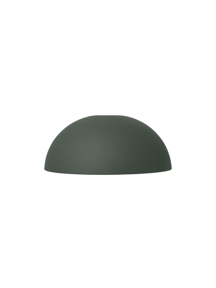 ferm LIVING ferm LIVING Lighting - Dome Shade - Dark Green