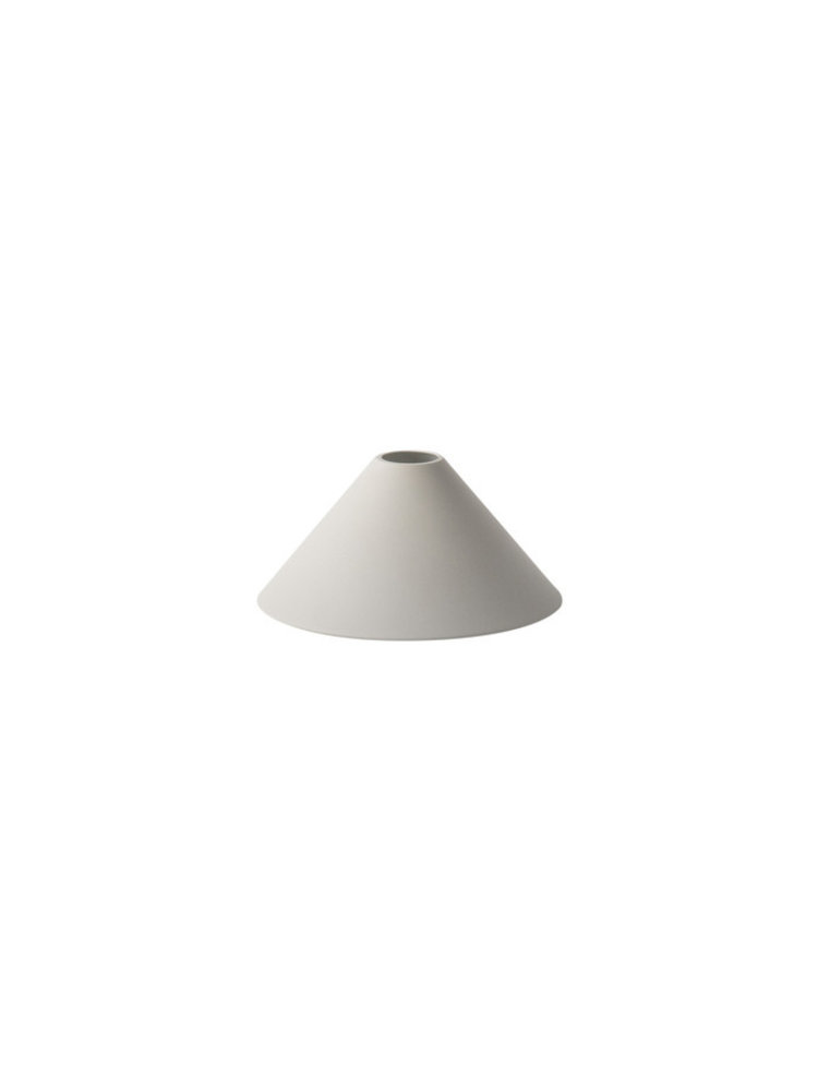 ferm LIVING ferm LIVING Lighting - Cone Shade - Light Grey