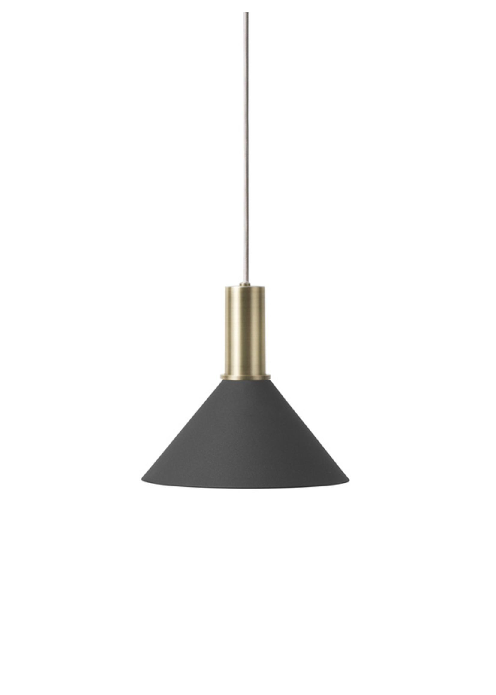 ferm LIVING ferm LIVING Lighting - Cone Shade - Black