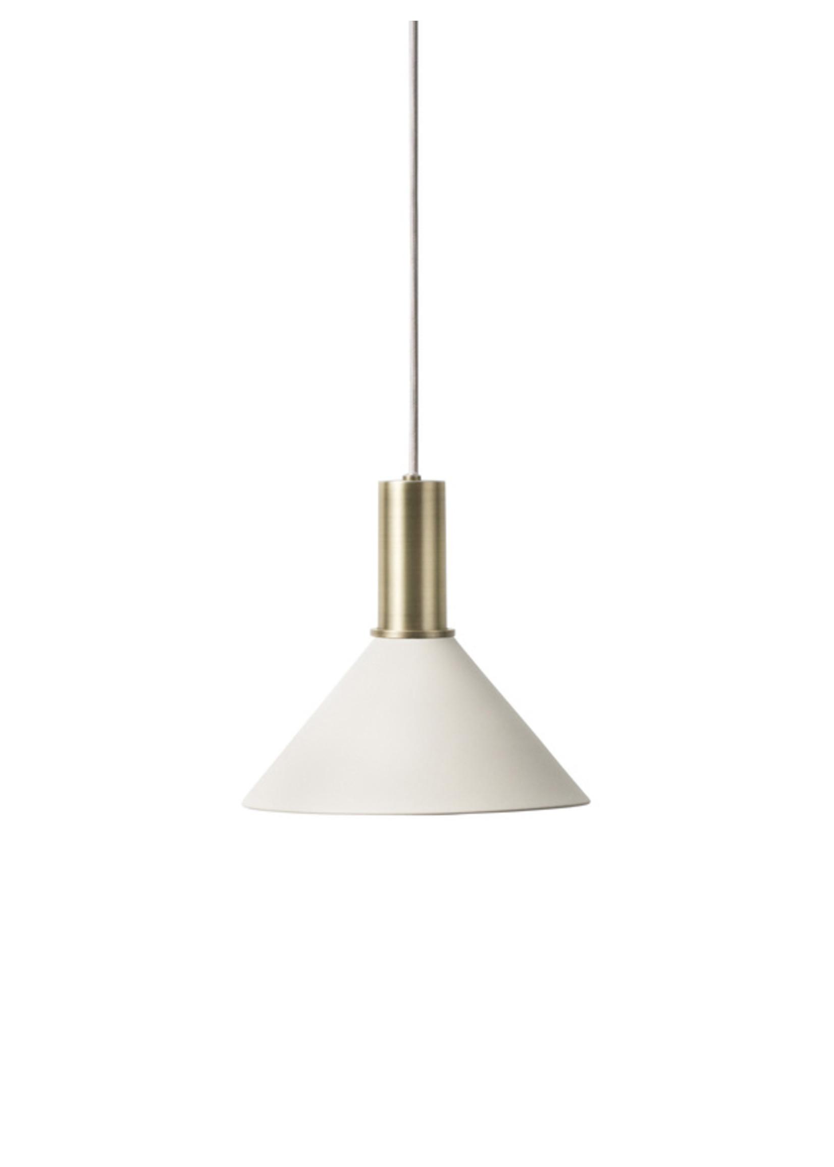 ferm LIVING ferm LIVING Lighting - Cone Shade - Light Grey