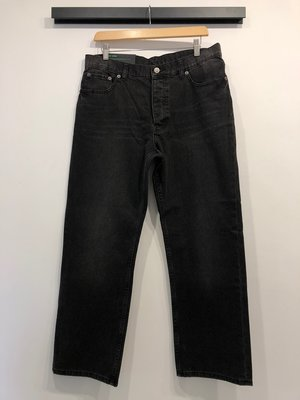 Cheap Monday Sound Black Smoke Denim Jeans