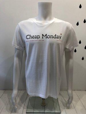 Cheap Monday Cheap Monday Standard tee Fade logo
