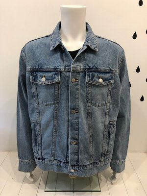 Cheap Monday Upsize Denim Jacket Nineties Gem