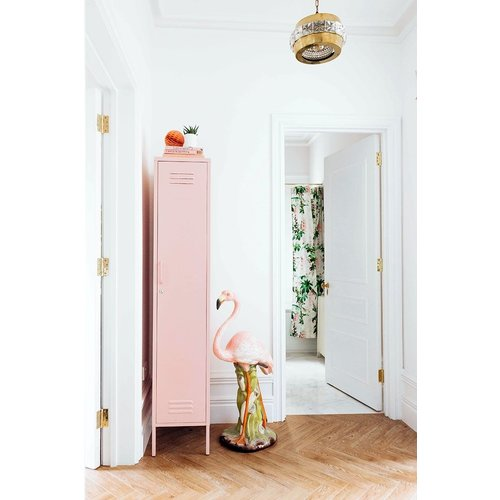 Mustard The Skinny Locker in Blush