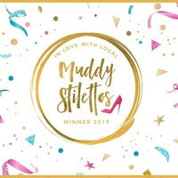 We're Muddy Stilettos Winners!