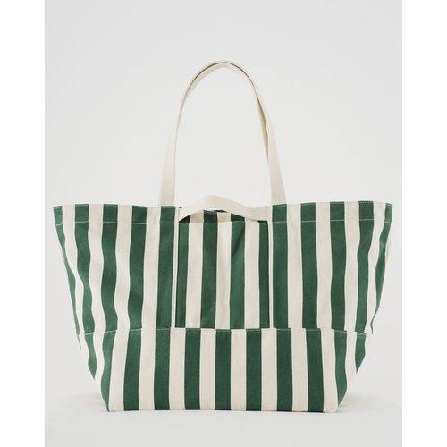 Baggu Weekend Bag - Palm Stripe