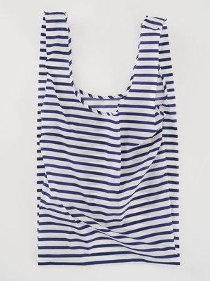 Baggu Big Baggu Reusable Bag - Sailor Stripe