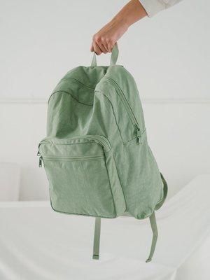 Baggu Baggu School Backpack - Sage