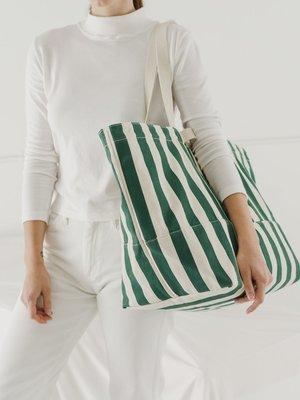Baggu Baggu Weekend Bag - Palm Stripe