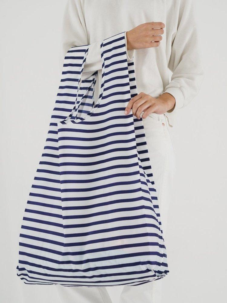 Baggu Baggu Big Baggu Reusable Bag - Sailor Stripe
