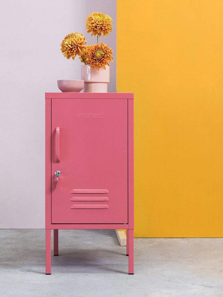 Mustard Mustard: The Shorty Locker in Berry