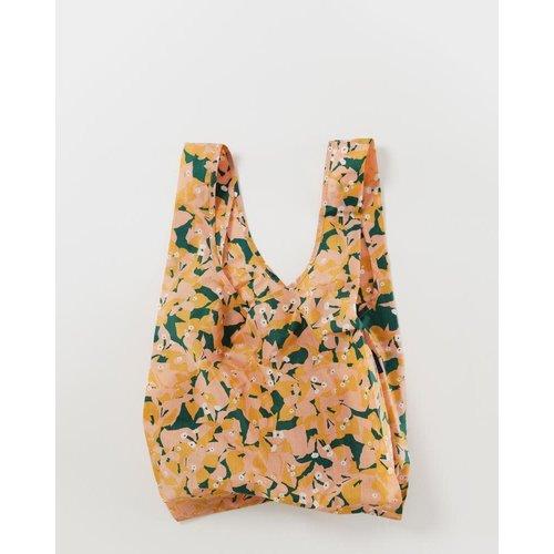 Baggu Standard Reusable Bag - Blush Bougainvillea