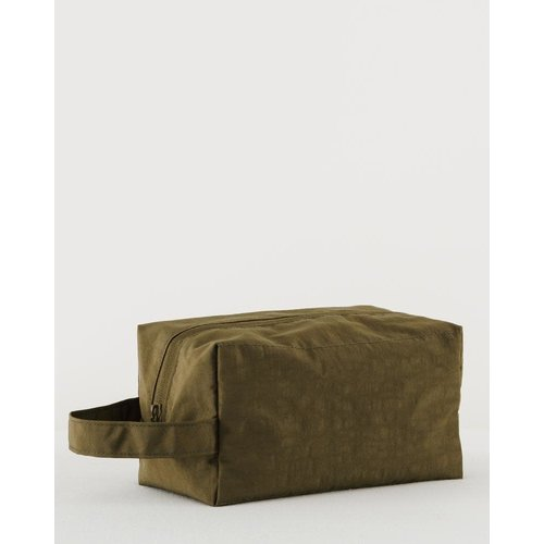 Baggu Baggu Dopp Kit Bag - Kelp